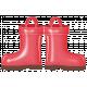 Rain, Rain- Red Rain Boots