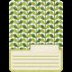 Pond Life- Leafy Journal Card 3x4