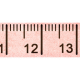 Oh Baby, Baby- Pink Measuring Trim