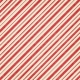 Christmas In July- Paper- Red Stripes