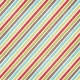 Christmas In July- Striped Paper