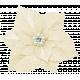 Christmas In July- White Flower
