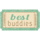 School Fun- Best Buddies Ticket
