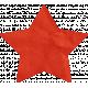 School Fun- Red Paper Star