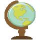 School Fun- Globe