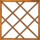 School Fun- Brown PinBoard Page Frame