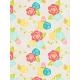 Summer Daydreams- Journal Card- Flower Pattern