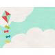 Summer Daydreams- Jounal Card- Kite