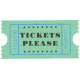 At The Fair- September 2014 Blog Train- Tickets Please Wordart