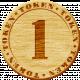 At The Fair- September 2014 Blog Train- Woodchip Token