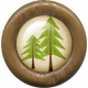 Outdoor Adventures- Wood Flair- Pine Trees