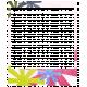 Asterisk Polaroid Frame