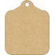 Dad- Chipboard Tag