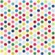 Rainbow Polka Dots Paper