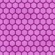 Geometric 13 Paper- Purple