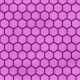 Geometric 13 Paper- Purple