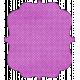 Bracket Shape 03- Purple