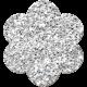 P&G Glitter Bit- Silver