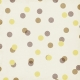 Polka Dots 59 Paper - Yellow & Brown
