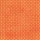 Hearts 09 Paper- Orange & Blue
