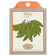 Peas Seed Packet