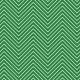Chevron 03 Paper- Dark Green & White