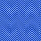 Chevron 03 Paper- Blue & White
