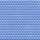 Geometric 23 Paper- Blue & White