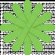 Light Green Paper Flower