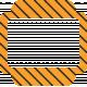 Slide 03- Orange & Black
