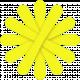 Yellow Paper Flower