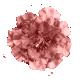 Cloth Flower 8- Pink