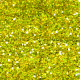 Color Basics Glitter- Yellow