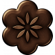 Brass Flower 04