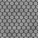 Polka Dots 66 Paper- Black & Gray