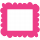 Frame 100- Pink Plastic