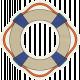 Coast Guard Life Preserver