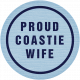 Proud Coastie Wife