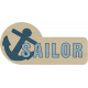 Sailor Tag