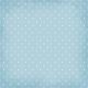 Polka Dots 01 Paper- Blue & White