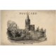 Oxford Postcard- Christ Church