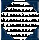 Tunisia Corners- Navy