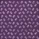 Paper 025- Floral- Purple