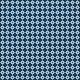 Quatrefoil 09 Paper- Blue & White