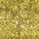 Belgium Seamless Glitter- Yellow 2