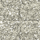 Birthday Seamless Glitter- White