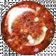 Challenged Brad- Glitter Orange