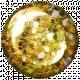 Challenged Brad- Glitter Yellow