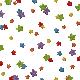 Challenged Scatter- Stars & Glitter