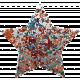 Challenged Star 01- Glitter Grunge